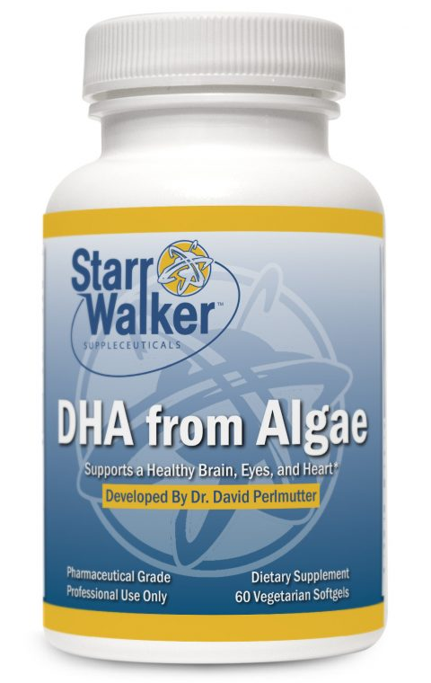 DHA from Algae (60 Caps)