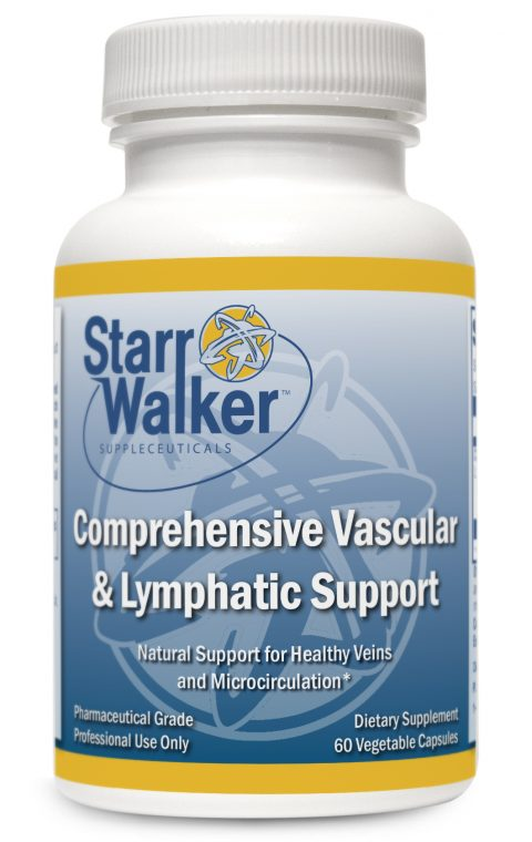 Comprehensive Vascular & Lymphatic Support (60 caps)