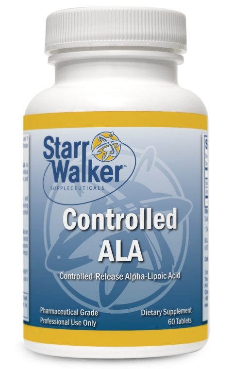 Controlled ALA (60 Tabs) or (120 Tabs)